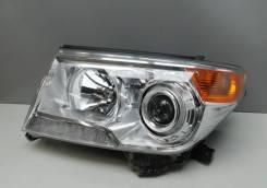 Фара. Toyota Land Cruiser, GRJ200, GRJ76K, GRJ79K, J200, URJ200, URJ202, URJ202W, UZJ200, UZJ200W, VDJ200 Двигатели: 1GRFE, 1URFE, 1VDFTV, 3URFE. Под...