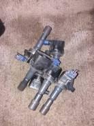 Катушка зажигания, трамблер. Honda Airwave Honda Fit Двигатель L15A