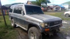 Toyota Land Cruiser Prado. LJ780041654, 2LTE