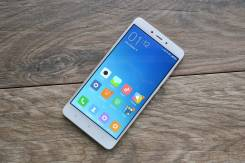 Xiaomi Redmi Note 4. Новый, 64 Гб, Белый, 4G LTE, Dual-SIM