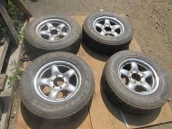 "Комплект колес r16. 6.0x16"" 6x139.70 ET33"