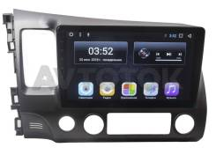 Штатная магнитола Honda Civic 4D (2006-2011) Android 7.1.1 CF-3045
