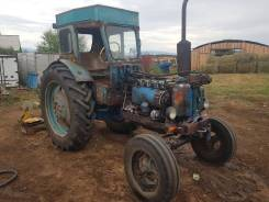 ЛТЗ. Трактор т 40, 40 л.с.