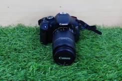 Фотоаппарат Canon Kiss x5 (600D) 55-250mm (18.7МП). 15 - 19.9 Мп