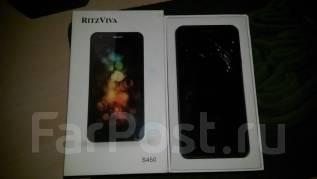 Ritzviva S450. Б/у, Черный, 3G