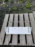 Рамка для крепления номера. Lexus LX570, URJ201, URJ201W