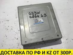 Блок управления двс. Mazda Atenza, GY3W, GYEW