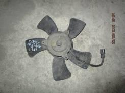 Вентилятор охлаждения радиатора. Nissan Almera Classic, B10 Nissan Almera, B10RS Nissan Sunny, B10RS Двигатели: QG16, QG16DE, QG15