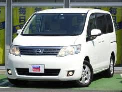Nissan Serena. автомат, задний, 2.0, бензин, б/п, нет птс. Под заказ