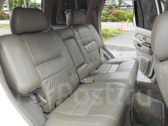 Nissan Terrano Regulus. автомат, 4wd, 3.3, бензин, б/п, нет птс. Под заказ