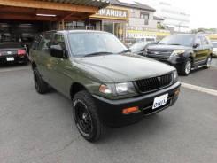 Mitsubishi Challenger. автомат, 4wd, бензин, б/п, нет птс. Под заказ