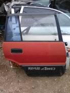 Дверь боковая. Toyota Sprinter Carib, AE95, AE95G Toyota Corolla, AE95 Двигатели: 4AFHE, 4AFE
