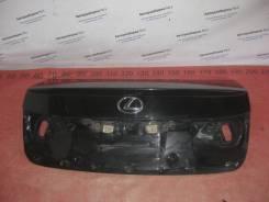 Крышка багажника. Lexus: GS460, GS350, GS430, GS300, GS450h Двигатели: 1URFE, 1URFSE, 2GRFSE, 3GRFE, 3GRFSE, 3UZFE