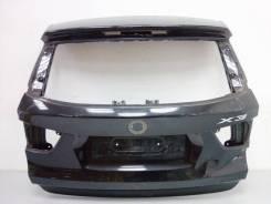 Крышка багажника. BMW X3, F25 Двигатель M47TUD20