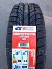 GT Radial Champiro WinterPro. Зимние, без шипов, без износа, 4 шт