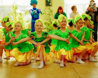 Танцевальные группы для детей от 3х лет!