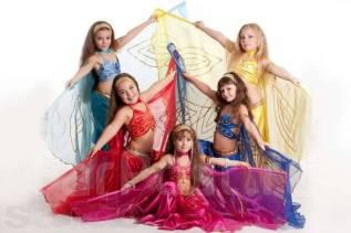 Восточный танец для маленьких принцесс