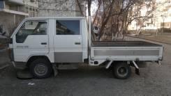 Toyota Dyna. Продается двухкабинный грузовик Тойота Дюна 1992 г, 2 779куб. см., 1 250кг.