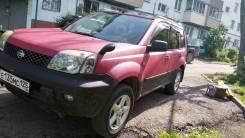 Nissan X-Trail. механика, 4wd, 2.0 (150л.с.), бензин, 164тыс. км