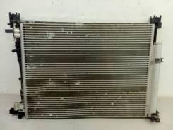Кассета радиатор охлаждения + кондиционера renault logan / sandero 1. Renault Logan, L8 Renault Sandero, 5S Двигатели: H4M, K4M, K7M, D4F