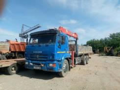 Kanglim KS1256G-II. Камаз 65117 с КМУ 2014 г. в