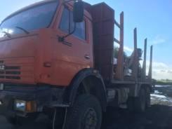 КамАЗ 53228. Продаётся сортиментовоз на шасси Камаз, 10 850куб. см., 24 350кг. Под заказ