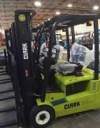 Clark GTX16. Эектропогрузчик , 1 600кг., Электрический, 1,00куб. м.