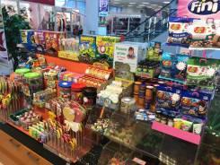 Продается сеть магазинов сладостей