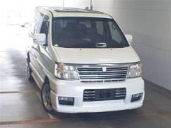 Nissan Elgrand. ATE50, ZD30DDTI
