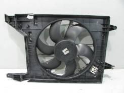 Вентилятор охлаждения радиатора. Лада Гранта Лада Ларгус Renault Logan Renault Sandero, BS11, BS12, BS1Y Двигатели: K4M, K7J, K7M