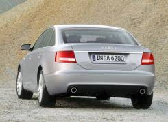 Audi A6. A6 C6 4F, BDW