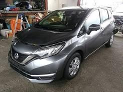 Nissan Note. вариатор, передний, 1.2 (79л.с.), бензин, 4тыс. км, б/п