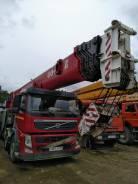 Галичанин КС-65721. Автокран Вольво Галичанин 60 тонн, 2011, 12 000куб. см., 60 000кг., 60,00м.