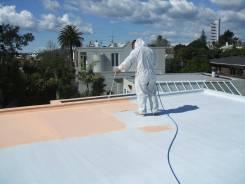 Ремонт крыши и проблемных швов , трещин в бетонных крышах. Гарантия!
