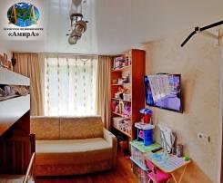 1-комнатная, улица Зои Космодемьянской 25. Чуркин, агентство, 24кв.м.