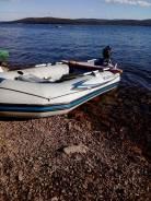 Intex Mariner. длина 3,00м., двигатель подвесной, 2,00л.с., бензин