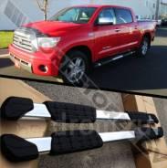 Подножка. Toyota Tundra, GSK50, GSK51, USK51, USK56, UPK50, USK57, UPK51, UPK56, USK52 Двигатели: 1GRFE, 3URFE, 1URFE