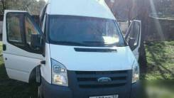 Ford Transit 222702. Форд транзит, 18 мест