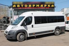 Peugeot Boxer. , 18 мест