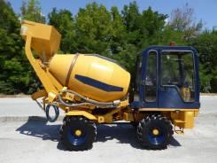 Fiori. Самоходный миксер-бетонозавод DB180S, 3 300куб. см., 3,00куб. м. Под заказ