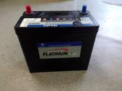 Аккумулятор Platinum 55B24L. 45А.ч., Обратная (левое), производство Япония