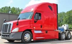 Freightliner Cascadia Evolution. Седельный тягач Freightliner Cascadia 125 Evolution, 14 800куб. см., 34 900кг. Под заказ