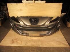 Бампер. Peugeot 308, 4B, 4E Двигатели: 9HZ, DV6CTED4, DW10BTED4, DW10DTED4, EP3C, EP6, EP6C, EP6CDT, EP6DT