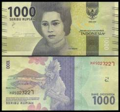 Рупия Индонезийская.