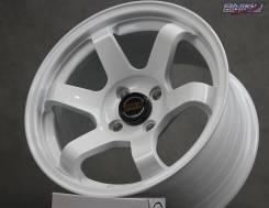 "RAYS VOLK RACING TE37 SL. 8.0x15"", 4x100.00, ET20, ЦО 73,1мм."