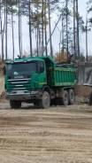Scania R124. Продаётся самосвал, 25 000кг., 6x6