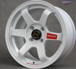 "RAYS Volk Racing TE37 SL. 7.0x15"", 4x100.00, ET30, ЦО 73,1мм."