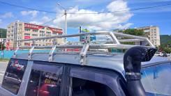 Багажники. Toyota Land Cruiser Prado, KZJ78G, KZJ78W, LJ78G, LJ78W