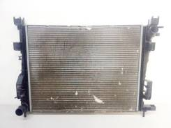 Радиатор охлаждения двигателя. Лада Х-рей Renault Logan, L8 Renault Sandero Двигатели: H4M, BAZ21129, BAZ21179, K4M, K7M