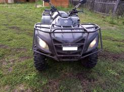 Stels ATV 600. исправен, есть птс, с пробегом